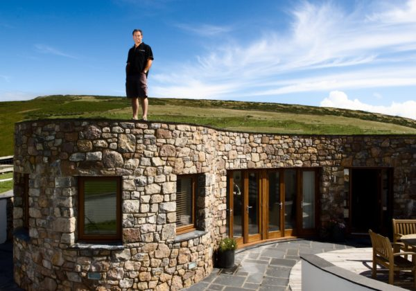Rhossili Eco House Builder Portrait