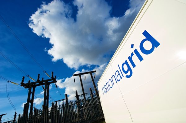 Industrial Photography for National grid